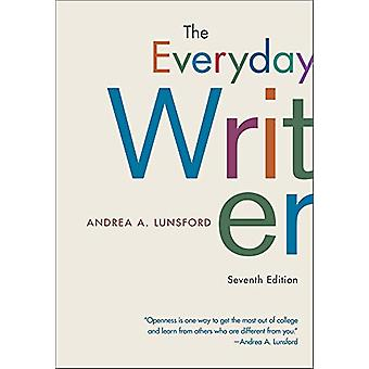 The Everyday Writer by Andrea A. Lunsford - 9781319102678 Book