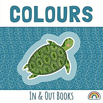 In and Out - Colours by Fiona Powers - 9781784681081 Book