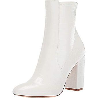 Aldo Womens Aurella Yuvarlak Ayak Bileği Moda Boots