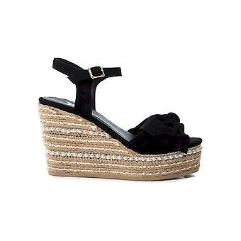 Xti - Shoes - Wedge pumps - 49073_BLACK - Ladies - Schwartz - EU 40