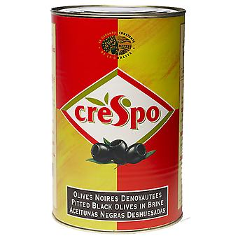 Crespo Pitted Black Olives in Brine