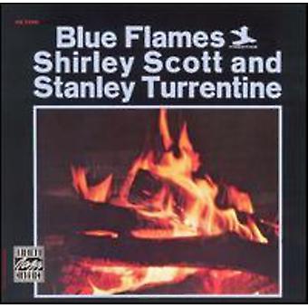 Scott/Turrentine - importation USA Blue Flames [CD]