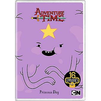 Adventure Time: Princess Day [DVD] USA import