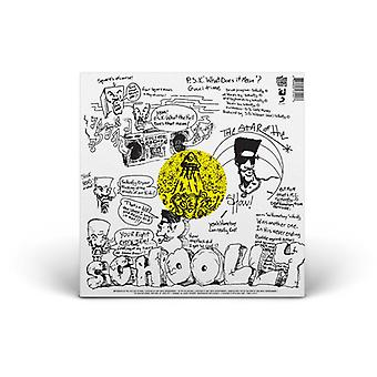 Schoolly-D - P.S.K. What Does It Mean / Gucci Time [Vinyl] USA import