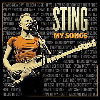 My Songs [CD] USA import