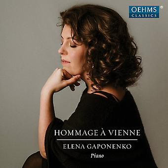 Hommage A Vienne [CD] USA import
