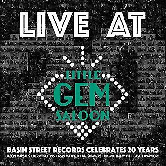 Live At Little Gem Saloon [CD] USA import
