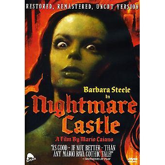 Nachtmerrie kasteel [DVD] USA import