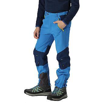 Regatta Boys Tech Mountain Isoflex Durable Walking Trousers