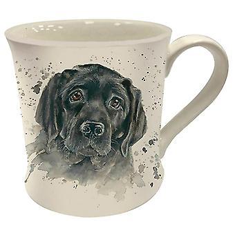 Bree Merryn Black Labrador Mug