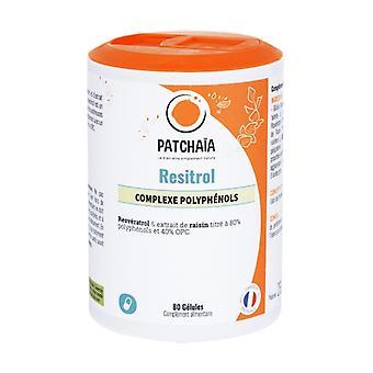 Resitrol 80 capsules