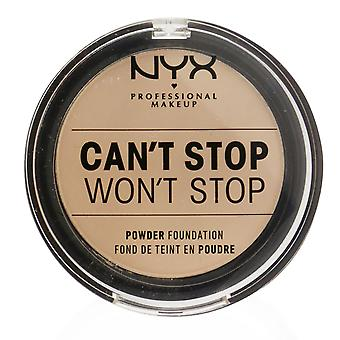 Can't stop won't stop powder foundation # vanilla 248190 10.7g/0.37oz