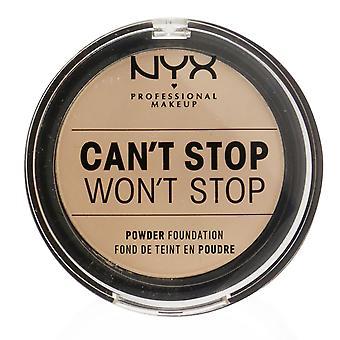 Can't stop won't stop jauhe säätiö # vanilja 248190 10.7g/0.37oz