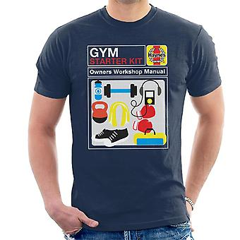 Haynes Gym Starter Kit Workshop Manual Men's T-Shirt