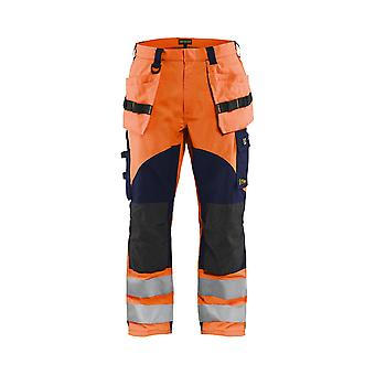 Blaklader hi-vis trousers multinorm 15891513 - mens