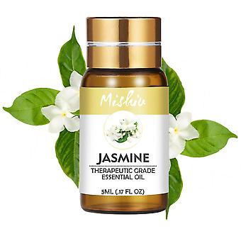 Natural Aroma Oil Jasmine Peppermint Body Massage Oil - Water Soluble Pure Home