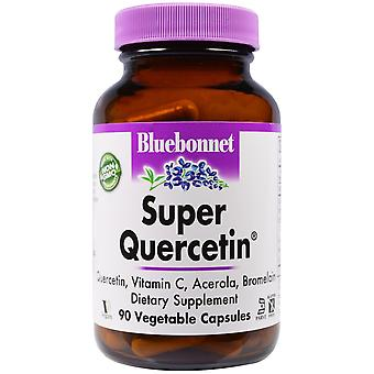 Bluebonnet Nutrition, Super Quercetin, 90 Veggie Caps