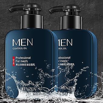 Clean And Refreshing Mild Men's Oil Control Cleanser, Skin Care Products