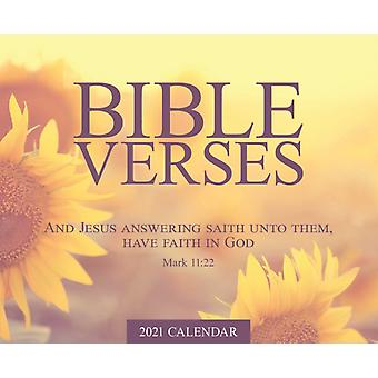 Bible Verses Box Calendar 2021