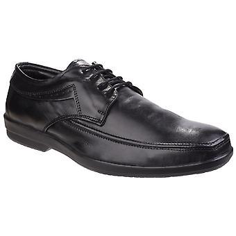 Fleet & Foster Men's Dave Apron Toe Formelle Shoe 24951-41295