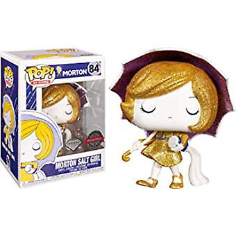 Ad Icons Morton Salt Girl Diamond Glitter US Exclusive Pop