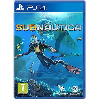 Subnautica PS4 Game