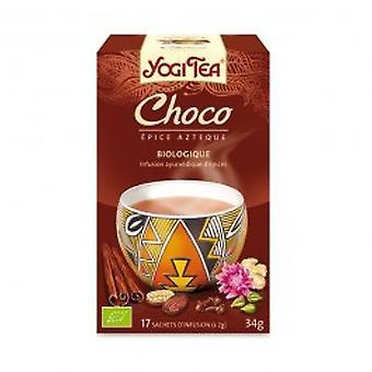 Yogi Tea - Choco Tea 17 Bags