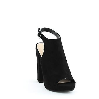 Palkki III | Nicola Peep Toe Platform Sandaali