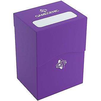 Gamegenic 80-Card Deck Holder Purple