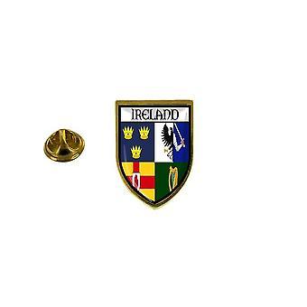 tall tall badge tall tall tallar pin-apos;s souvenir flagga land vapen Irland irländska provinsen