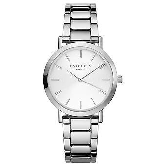 Rosefield the tribeca Watch for Women Analog Quartz with Stainless Steel Bracelet TWSS-T62