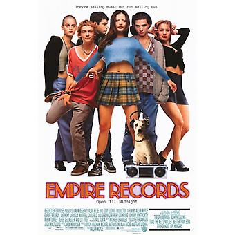 Empire Records film affisch Skriv (27 x 40)