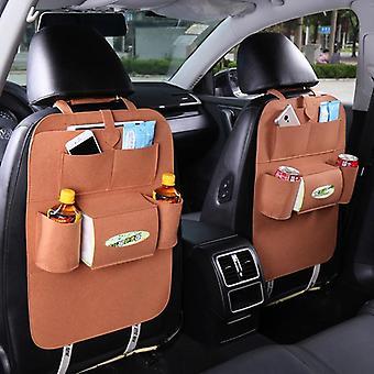 Vilten doek hoge lading draagvermogen tas voor auto achterbank / baby kinderwagens