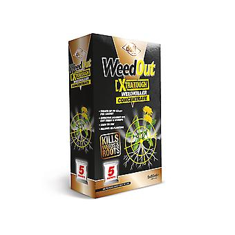 Doff Weedout Extra Tough Concentrate 5 x 80ml F-FC-005-DOF