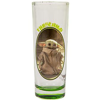 Star Wars The Mandalorian The Child Collection Tall Shot Glass