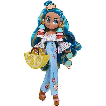 Hairdorables hairmazing fashion doll series 1 - noah includes surprises for ages