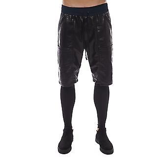 Nicolo Tonetto men's black trousers