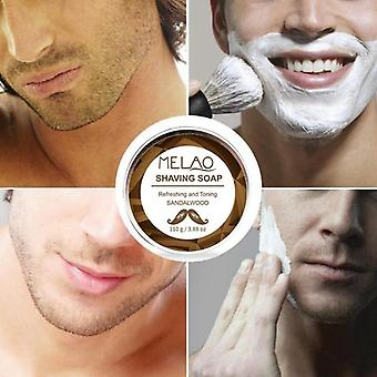 Moisturizing, Anti Allergy, Refreshing And Toning Shaving Soap