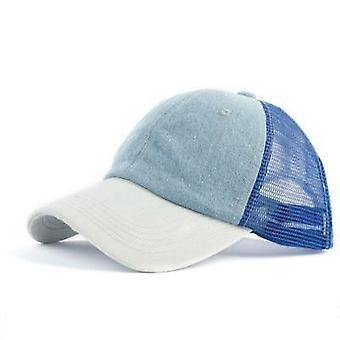 Women Casual Outdoor Sport Summer Sun Cotton Cap.