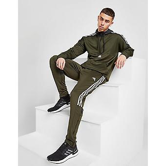 New adidas Men's Match Track Pants Green