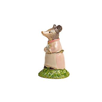 Mutter Maus geformt-handgemachte Trinket Box