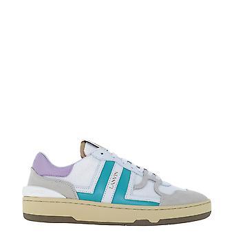 Lanvin Skdk00nas1p21b023 Women's White Polyester Sneakers