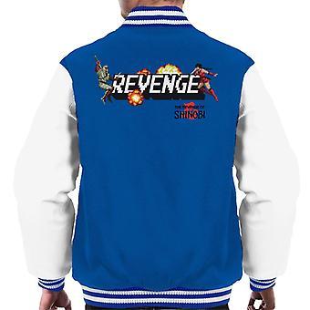 Sega The Revenge Of Shinobi Men's Varsity Jacket