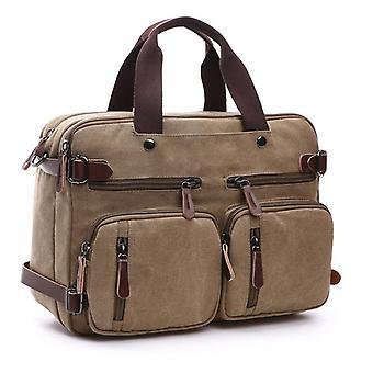 حقيبة يد الكتف الخلفي