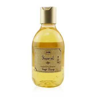Aceite de Ducha - Naranja de Jengibre (botella de plástico) - 300ml/10.5oz