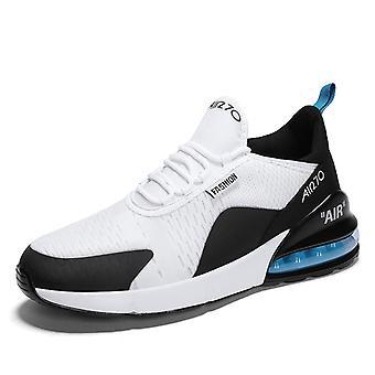 Pareja Deportes Deportivos zapatos de carrera 270-1 blanco negro
