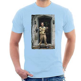 Weird Science Chet Donnelly Rifle Men's T-Shirt