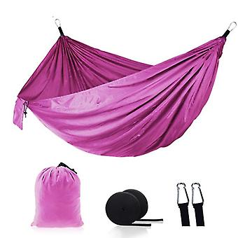 People Portable Parachute Hammock Camping