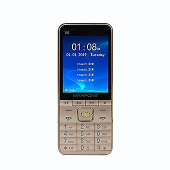 "2.8"" Screen Sim Russian Keyboard Mobile Phone Video Player Mobile"