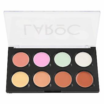 LaRoc 8 Colour Contour Contouring Correcting Concealer Makeup Palette Kit Set